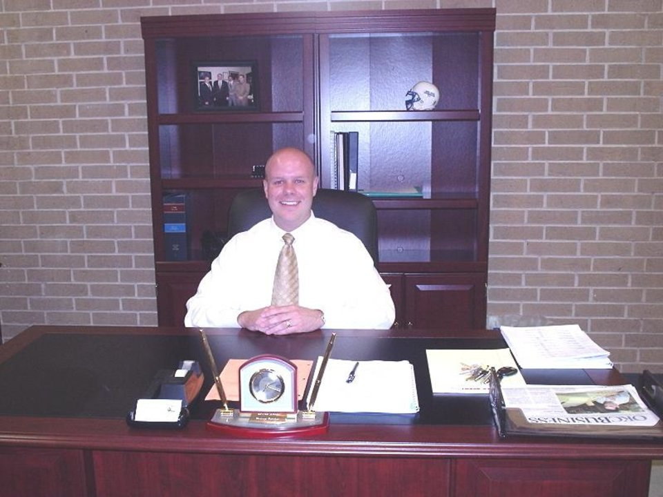 Mayor Bryan Taylor, Bethany\'s 19th and youngest mayor. Community Photo By: Janice James Submitted By: Janice,