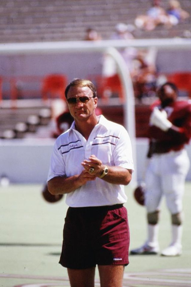Photo -  Happy Birthday wish from Mike Gaddis, former OU running back: