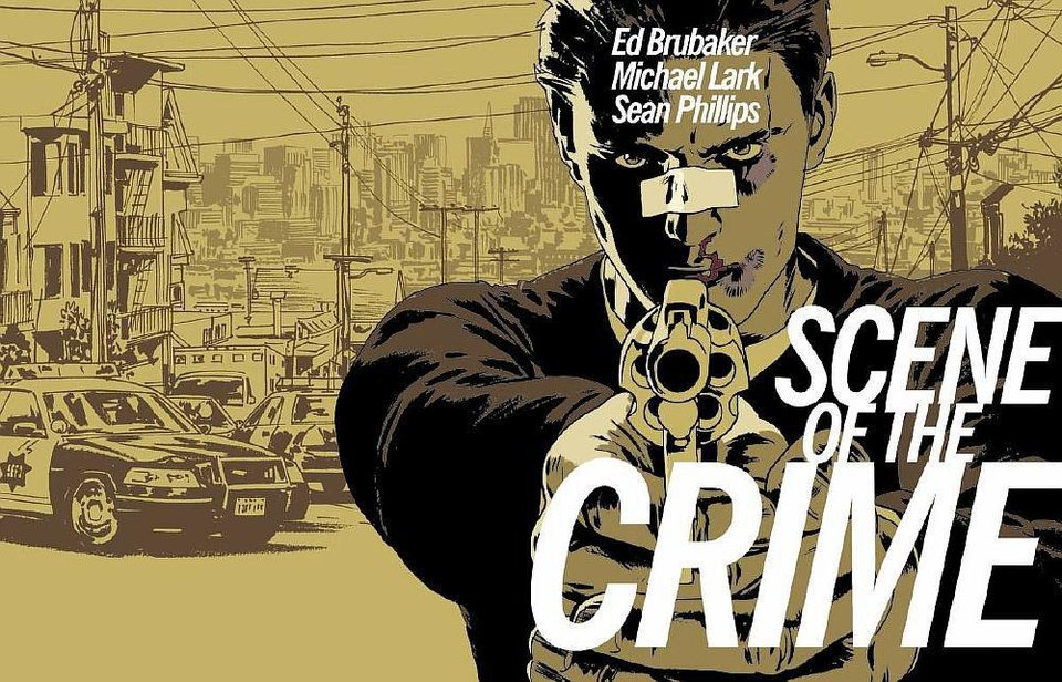 �Scene of the Crime.� Image Comics