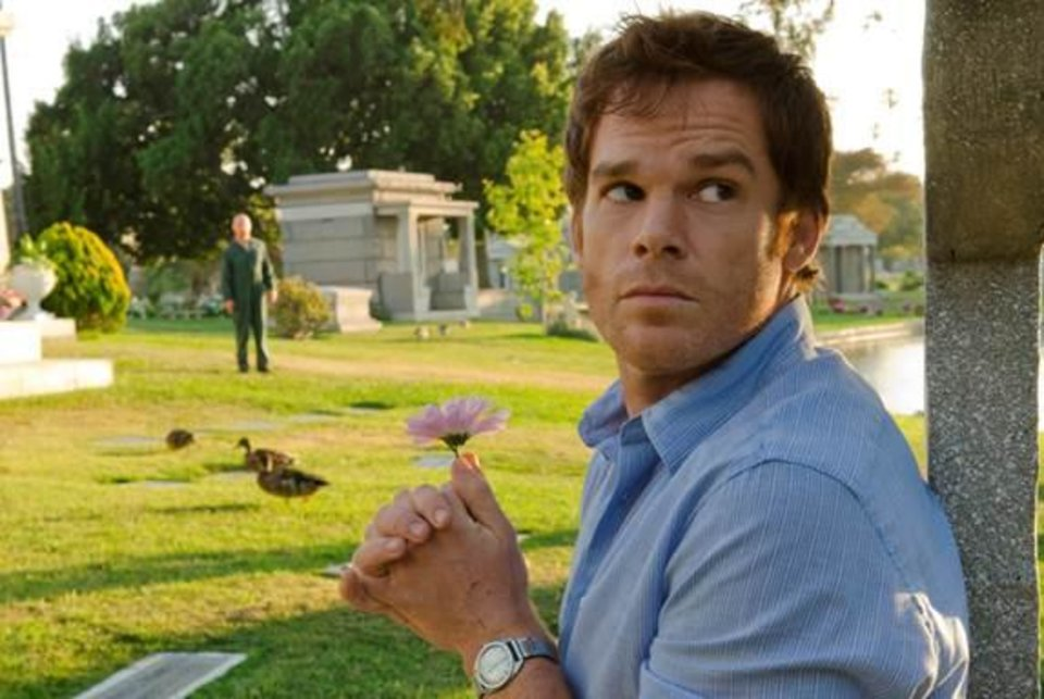 Michael C. Hall stars in Dexter. - Showtime Photo