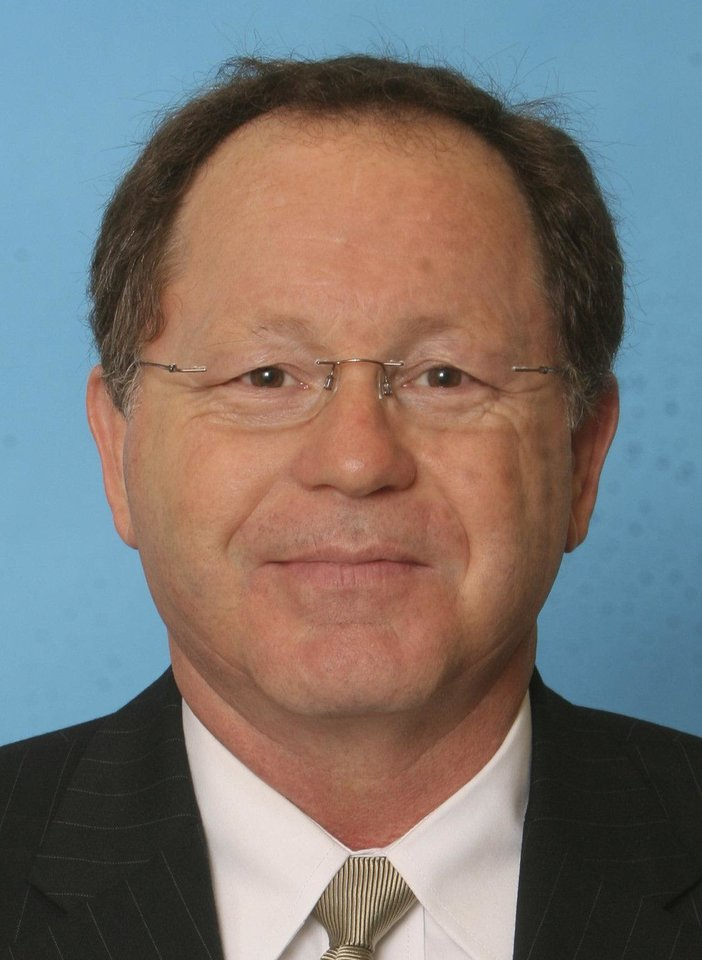 State Rep. Dan Fisher, R-Yukon, and senior pastor of Trinity Baptist Church in Yukon. <strong>James Gibbard - Tulsa World</strong>