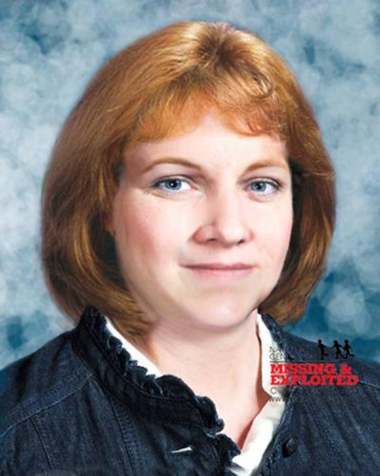 Artist rendering of what Fawn M. Abell, one of two sisters missing from Bethany since July 25, 1985, might look like today. She would now be 43. She was 15 at the time she went missing in 1985