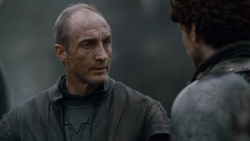 Photo -  Roose Bolton... Ugh, that man.