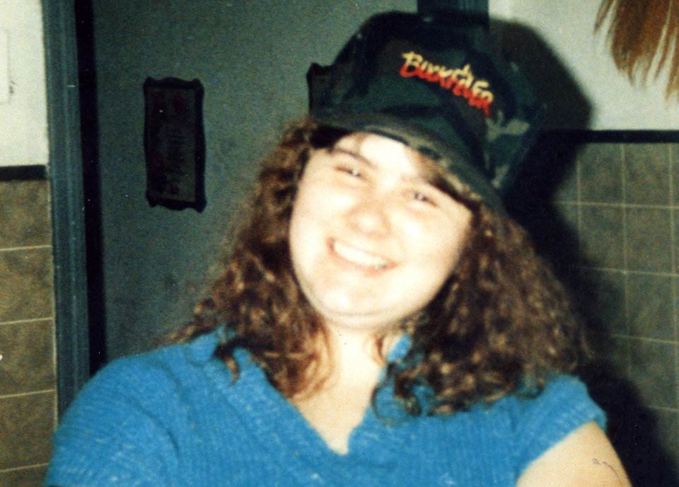 Photo - The state medical examiner's office on Thursday confirmed that remains uncovered in April are those of Wendy Camp, 23, pictured, Lisa Kregear, 22, and Cynthia Britto, 6. The two women and girl went missing on May 29, 1992. TULSA WORLD ARCHIVE PHOTO