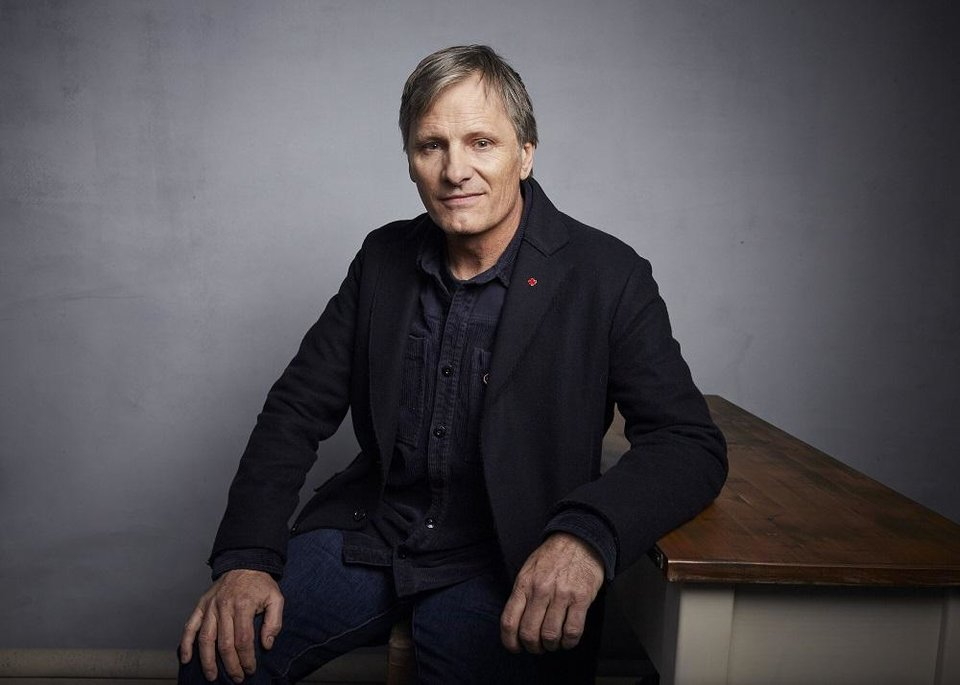 "Photo - Writer/director Viggo Mortensen poses for a portrait to promote the film ""Falling"" at the Music Lodge during the Sundance Film Festival on Sunday, Jan. 26, 2020, in Park City, Utah. [Photo by Taylor Jewell/Invision/AP]"