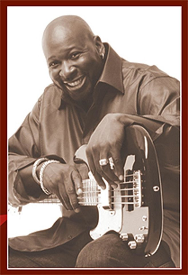 Photo - Wayman Tisdale, musician