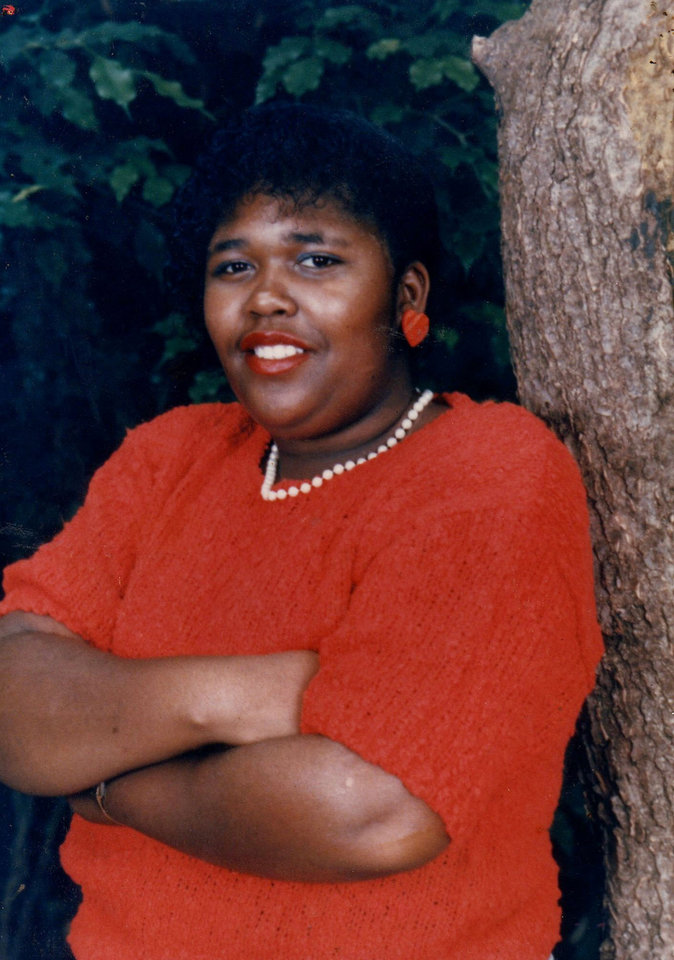 Photo - DONNA RILES: Donna Louise Riles was murdered in Norman, Ok. PHOTO PROVIDED   ORG XMIT: KOD