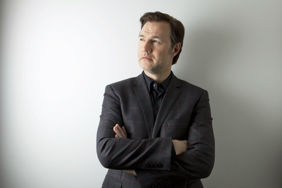 This Jan. 28, 2013 photo shows actor David Morrissey from AMC Network\'s