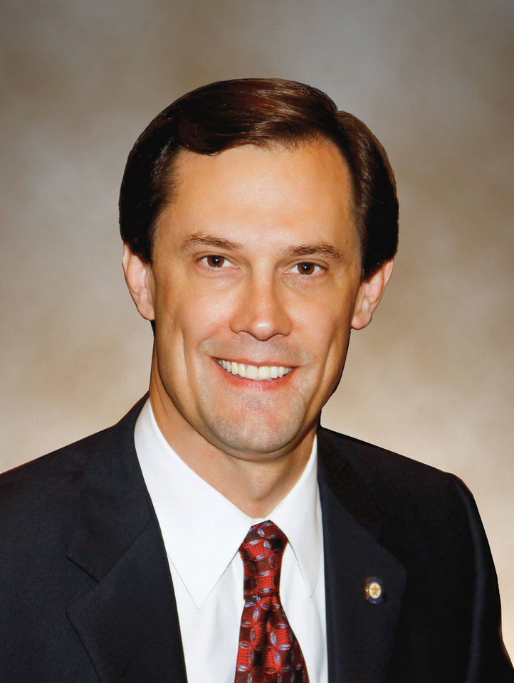State Rep. Jason Nelson, R-Oklahoma City <strong>PROVIDED</strong>