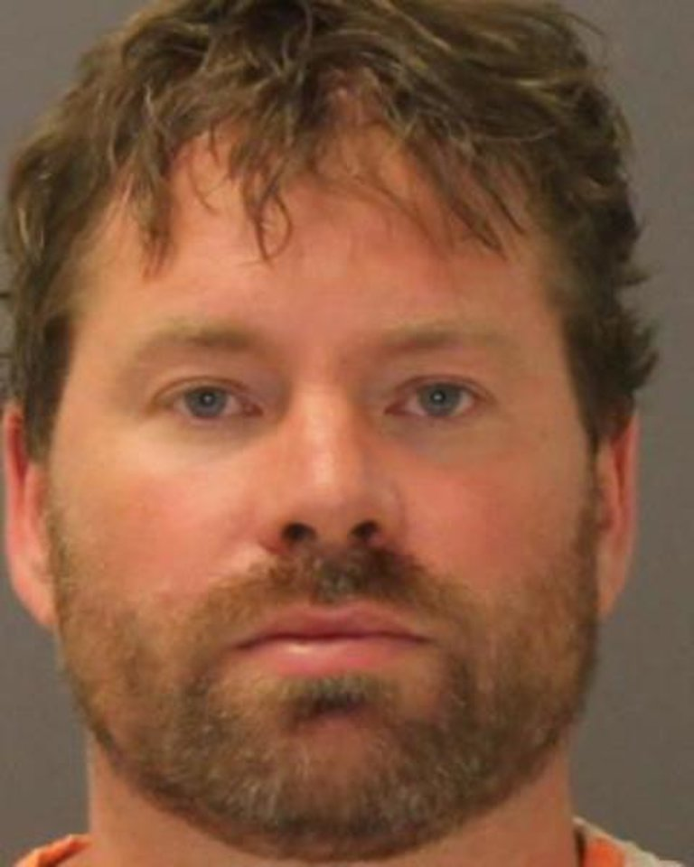 Photo - This image provided by the St. Lawrence County Sheriff's Office shows the booking photo of Stephen Howells II, 39, who was arraigned late Friday Aug. 15, 2014 on charges he intended to physically harm or sexually abuse two Amish sisters after abducting them from a roadside farm stand. (AP Photo/St. Lawrence County Sheriff)