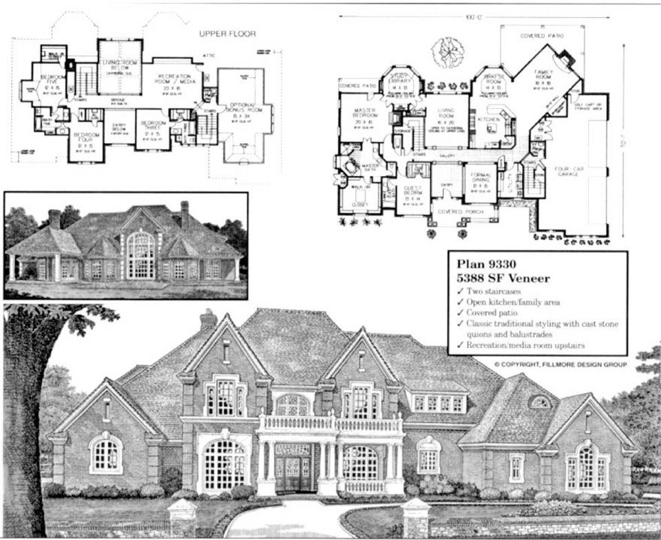 Fillmore House Plans Home Design And Style