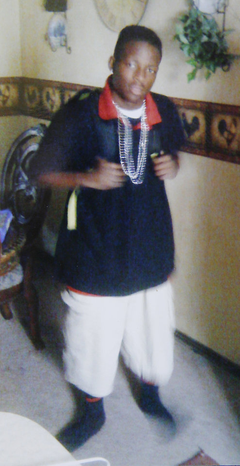 Photo - Circa April/May 2009 photo of Antwun Parker. Parker, 16, was killed by pharmacist Jerome Jay Ersland during an attempted robbery of Reliable Discount Pharmacy, 5900 S Pennsylvania Ave, on May 19, 2009. Photo Provided by the Family