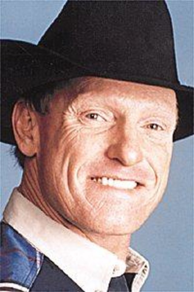 Photo - Roy Cooper, one of the top 20 timed-event cowboys in the world