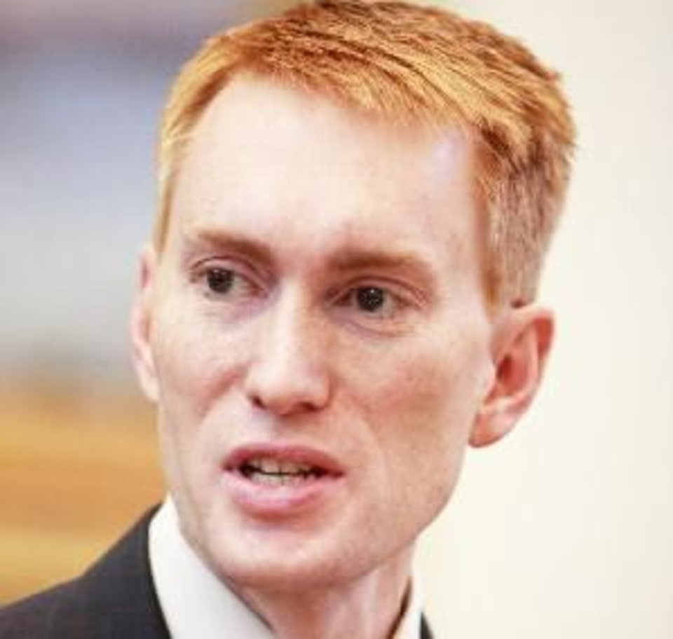 U.S. Rep. James Lankford <strong></strong>
