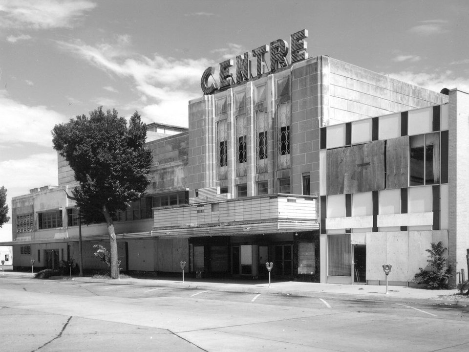 Photo - The Oklahoma City Museum of Art converted the old Centre Theater into its current downtown home. In March 2002, the Oklahoma City Museum of Art opened its Donald W. Reynolds Visual Arts Center to long lines and great excitement. [Photo provided by the Oklahoma City Museum of Art]