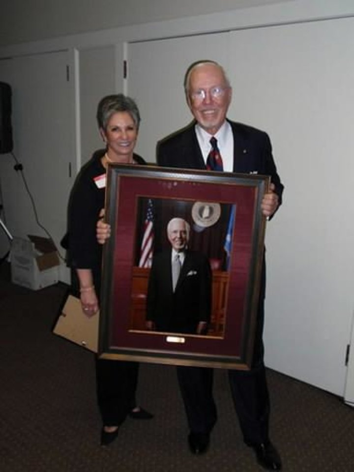 Left: Linda and Andy Coats. PHOTO PROVIDED