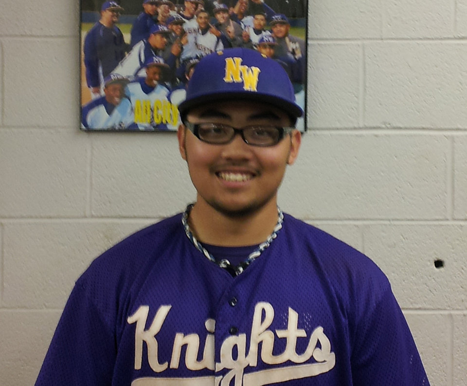 Photo - Northwest Classen's Tony Chau. PHOTO PROVIDED