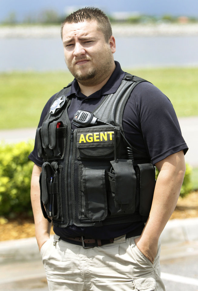 Pursuit Team OKC member Tjay Nikkel. <strong>Steve Gooch - The Oklahoman</strong>