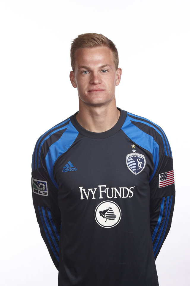 Photo - Jon Kempin, Oklahoma City Energy FC. PHOTO BY STEVEN CHRISTY, FOR OKLAHOMA CITY ENERGY FC