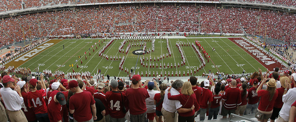 OU football: Kickoff set for Oct. 10 game vs. Texas | News OK