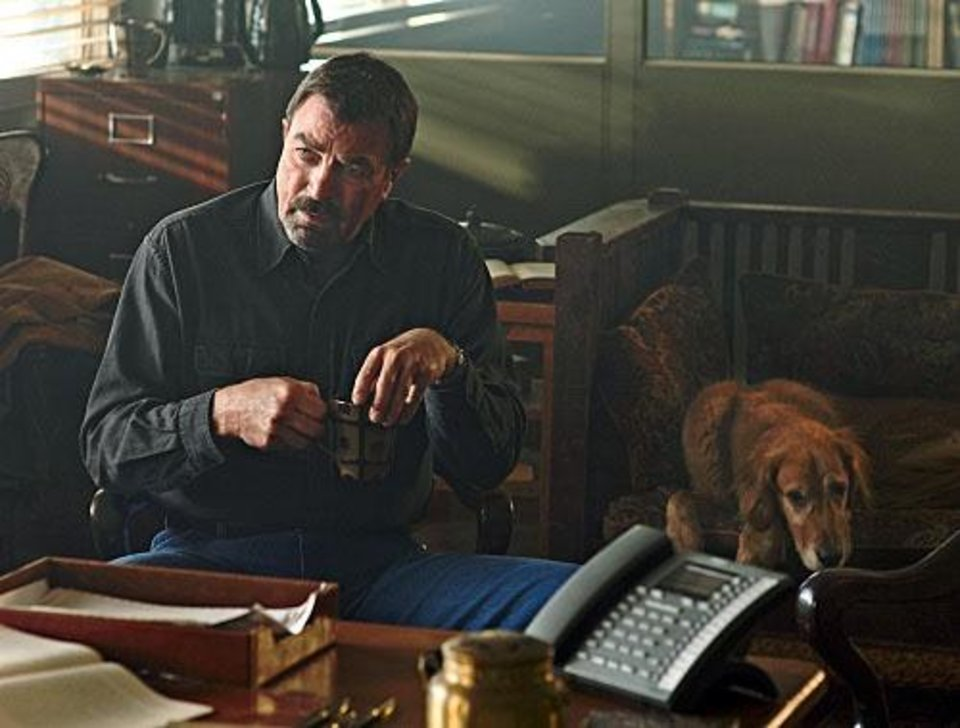Jesse Stone: Innocents Lost -- Jesse (Tom Selleck) looks into the death of a teenaged girl and unofficially involved in the case of a convicted murderer who he thinks may be innocent, on JESSE STONE: INNOCENTS LOST, on Sunday, May 22 (9:00-11:00 PM, ET/PT).  Photo: Chuck Hodes/CBS ©2009 CBS Broadcasting Inc. All Rights Reserved