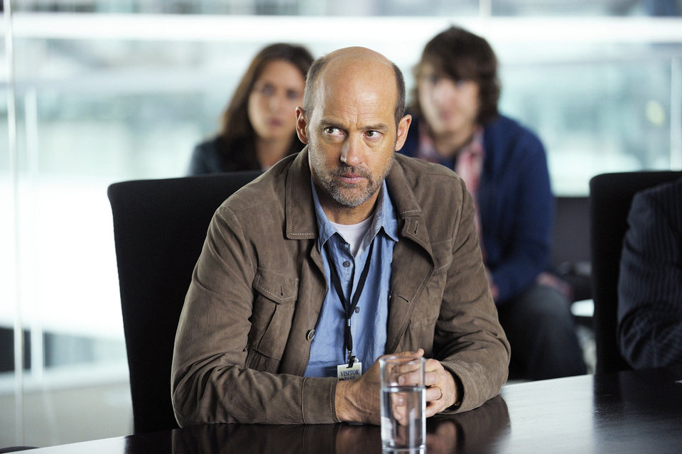 Anthony Edwards stars in �Zero Hour,� which debuts at 7 p.m. Thursday on ABC. ABC photo