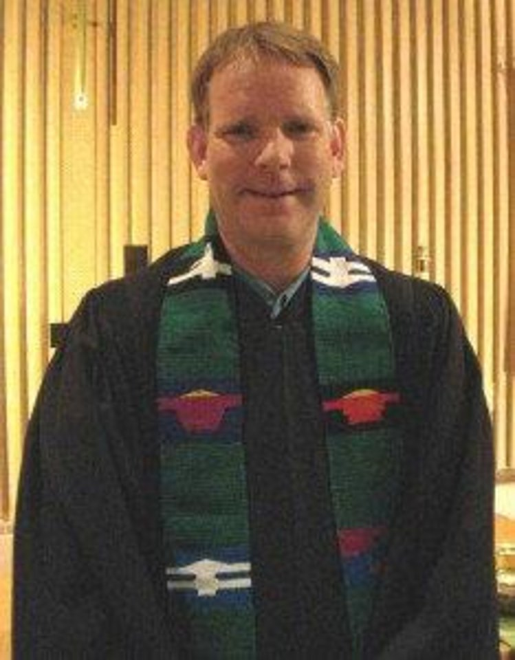 The Rev. Matt Perkins, pastor of Cathedral of Hope, UCC. Photo provided <strong></strong>