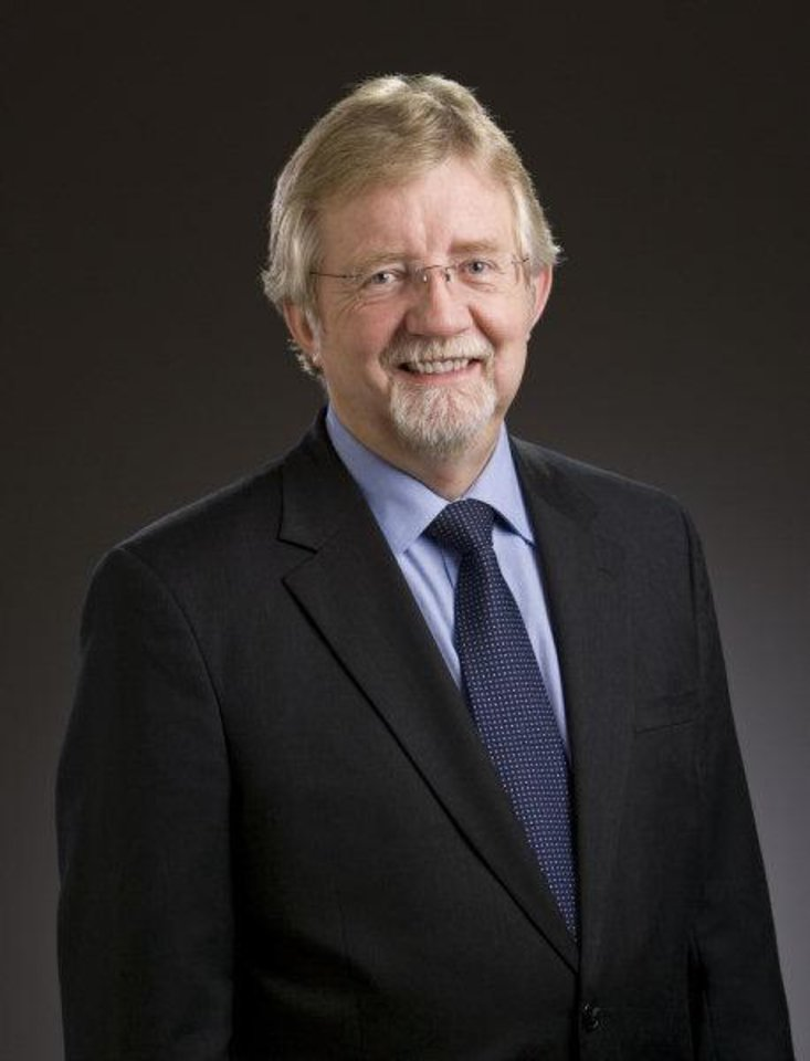 Photo - Stephen McKeever, Oklahoma State University vice president for research and technology transfer.