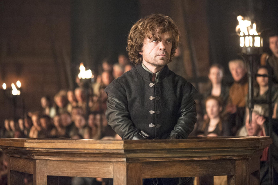 Photo - Clever and cunning with zero ambition to the throne. Tyrion's my go-to guy.