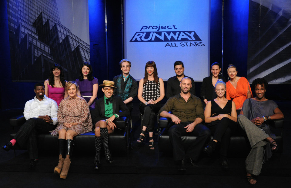 (L to R: Top Row) Elisa Jimenez, Kenley Collins, Austin Scarlett, Mila Hermanovski, Michael Costello, Kara Janx, Sweet P/Kathleen Vaughn (Bottom Row) Anthony Williams, Gordana Gehlhausen, Mondo Guerra, Rami Kashou, April Johnston, Jerell Scott. - Lifetime Photo
