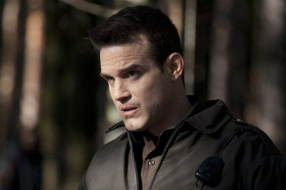 THE BOOGEYMAN -- Syfy Originial Movie -- Pictured: Eddie McClintock as Michael Samuels -- (Photo by: Syfy)