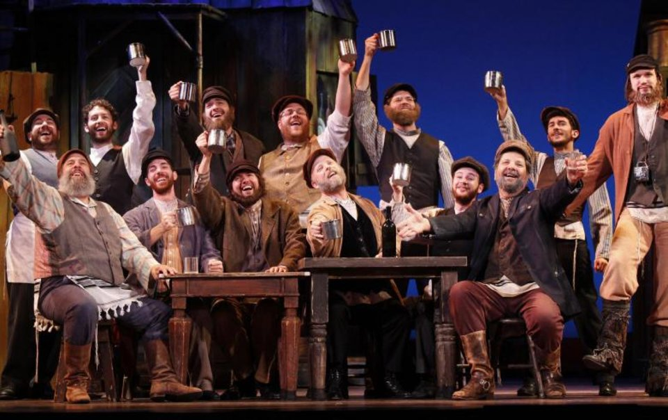 "Celebrity Attractions closes its 2011-12 season with ""Fiddler on the Roof."" Photo provided."