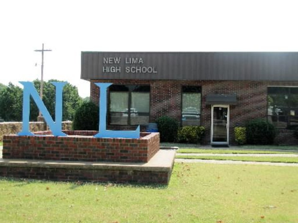 New Lima High School is located in the town of Lima in Seminole County, which is about 60 miles east of Oklahoma City. New Lima had 22 graduates in 2012, which was one of the smallest graduating classes among the county's 10 school districts. Photo by Sarah Boswell, The Oklahoman.