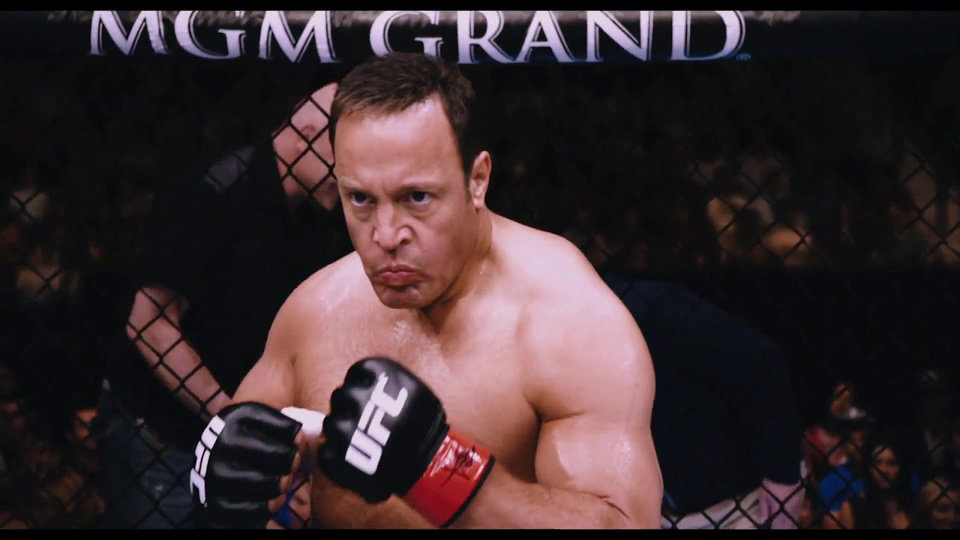 "Kevin James stars in ""Here Comes the Boom.""  Photo provided by Sony Pictures Entertainment"
