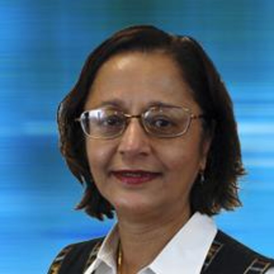 Dr. Farhat Husain An Oklahoma Medical Research Foundation scientist <strong></strong>