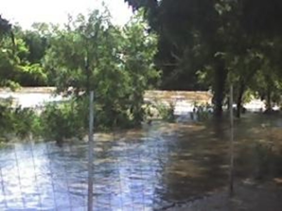 My parents back yard (the north canadian river) Community Photo By: Heather Ingram Submitted By: Heather, El Reno
