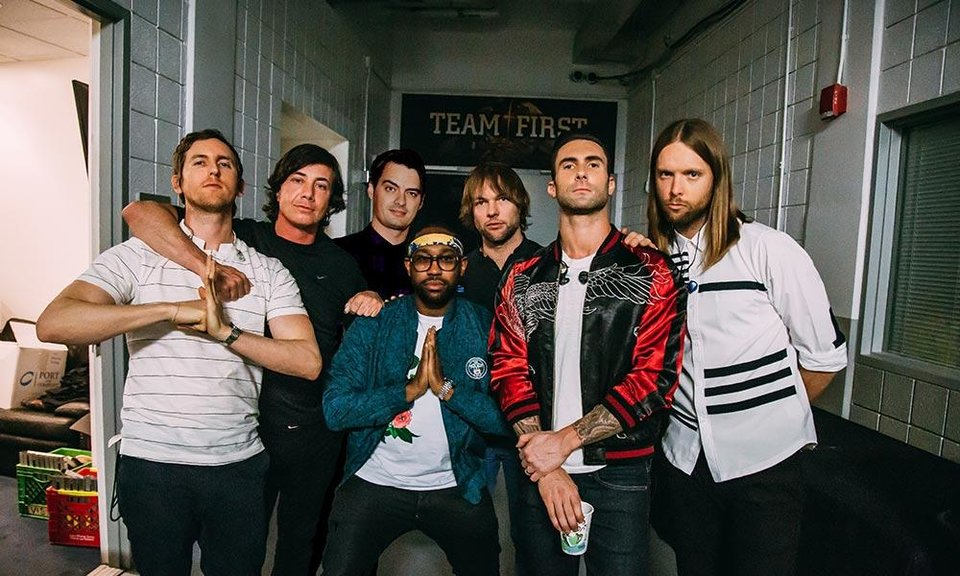 Photo - Maroon 5 [Photo provided]