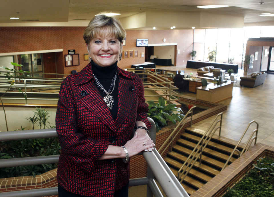 Elaine Stith is the new superintendent of Metro Technology Centers in Oklahoma City, OK, Friday, March 1, 2013,  By Paul Hellstern, The Oklahoman