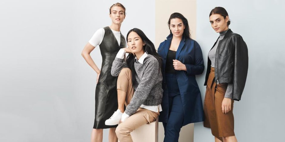 Photo - Looks from Target's new collection, Prologue, arriving in stores and online Sept. 14.
