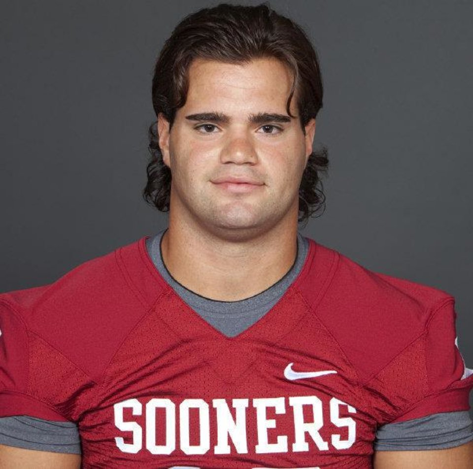 Funderal services for OU football player have been set for next Friday. PHOTO COURTESY OU SPORTS INFORMATION