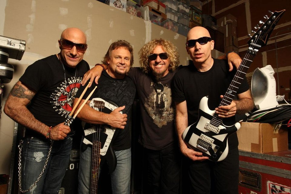 Chickenfoot PHOTO PROVIDED