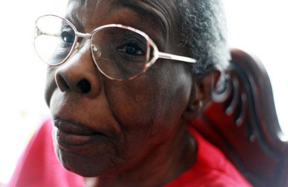 Photo - Mary Upshaw McClendon, 87, founded the Household Workers Organization in 1969. The new movie