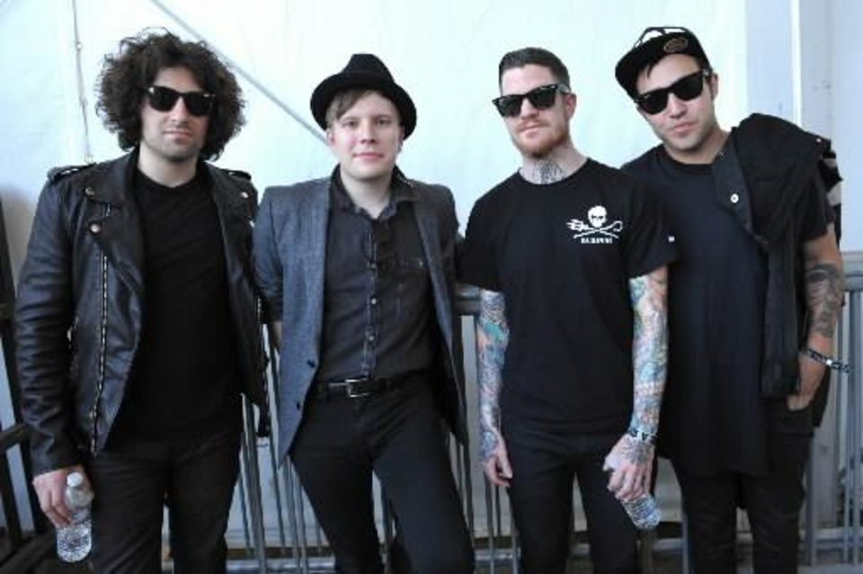 Fall Out Boy (AP)