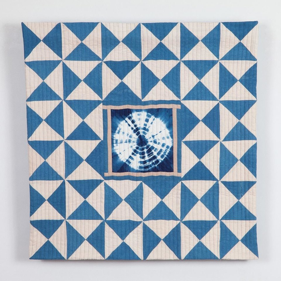 Photo - Quilter Elizabeth Richards'