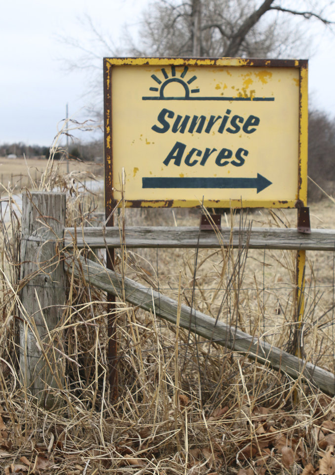 Photo -      Sunrise Acres in Blanchard is the domain of Robert and Barbara Stelle, longtime local farming experts. Photo by Steve Gooch, The Oklahoman   Steve Gooch -  The Oklahoman
