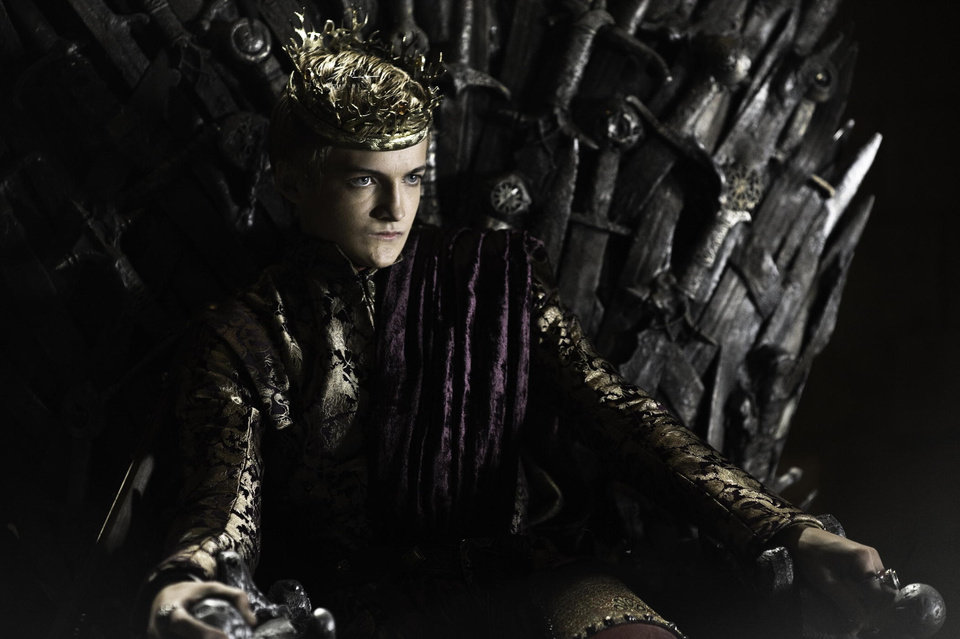 Photo -  Joffrey Baratheon (but really Lannister, 'cause, you know, incest and all.)