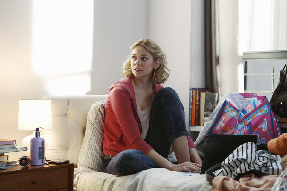 Photo - This image released by ABC shows Analeigh Tipton in a scene from