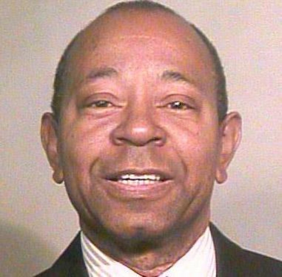 Photo - Currie Ballard, one of five Oklahoma Pardon and Parole Board members charged with misdemeanor violations of the state Open Meeting Act       ORG XMIT: 1303142224317128