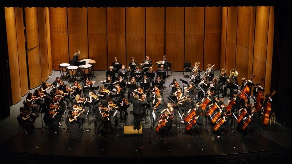 Photo - Oklahoma Youth Orchestra [Photo provided]
