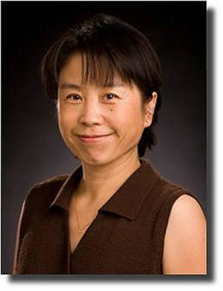 Photo - Li Ma, Oklahoma State University assistant professor of food safety and biosecurity.  Provided